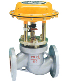 ZMAQ(M)型气动薄膜切断阀 气动薄膜三通切断阀
