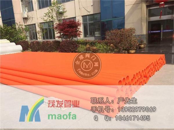 江蘇MPP電力管造價