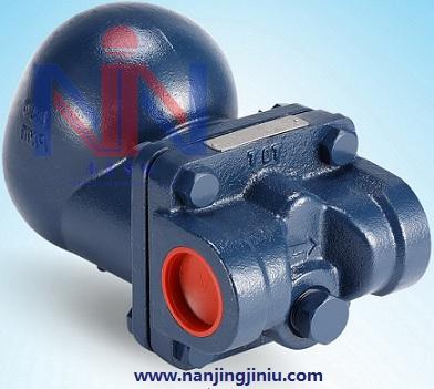 DSCF2/F5/F6/F8/F08/F12铸铁浮球式蒸汽疏水阀