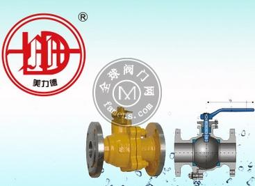 Q41F天然氣專用球閥