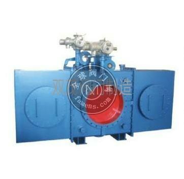 FF941W封闭式电动插板阀