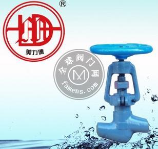 J61Y對焊式高溫高壓截止閥