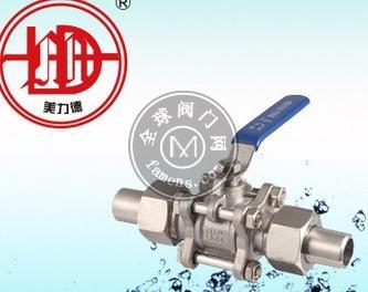 Q21F型測量管路球閥美力德牌外螺紋球閥