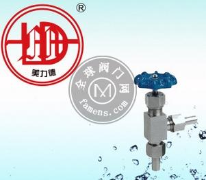 J24H/W外螺紋角式針型閥儀表閥