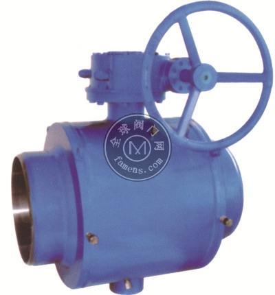 燃氣用全焊接固定式球閥