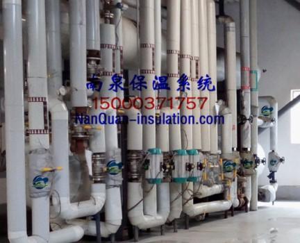 冷凝水管路保温套Nansen管道可拆卸保温罩