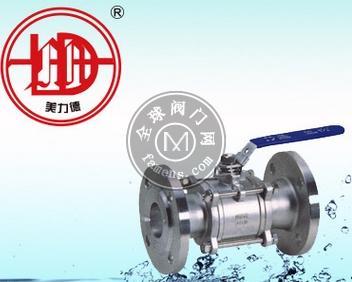Q41F承插焊三片式法兰球阀
