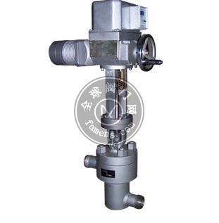 工程直銷T969(4)1H電動Z形給水調節閥(段)