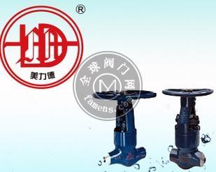 J61Y-200/J61Y-320高溫高壓截止閥