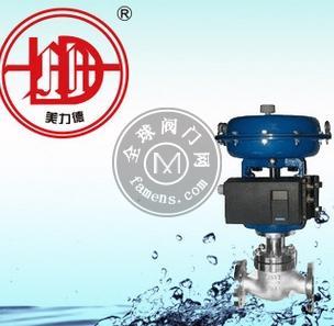ZJHP/ZMA气动薄膜调节阀