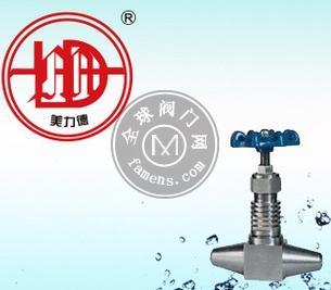 J61W焊接∑ 式针型阀仪表阀
