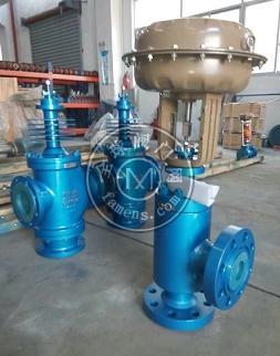 智科 鍋爐給水調節閥  鍋爐減溫水調節閥