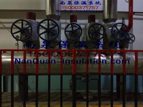上海南泉閘閥保溫盒Nansen閥門保溫套
