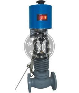 电控温度调节阀 ZZWP-E自力式温度调节阀