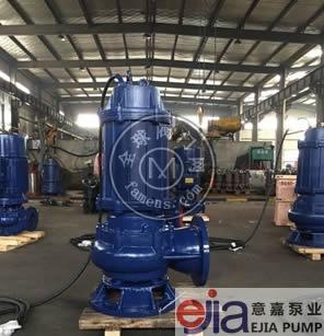 QW无堵塞潜水排污泵生产厂家||无堵塞潜水污水泵价格
