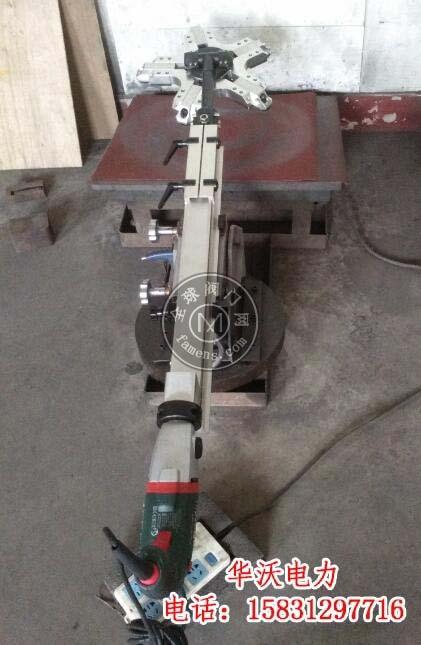 M-200型閥門便攜式研磨機正品特價-華沃制造
