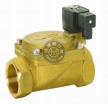 ZCS系列水用電磁閥
