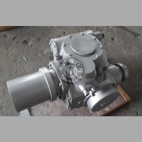 DZW350/500电动执行器