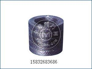 石棉石墨密封垫圈,涂石墨石棉填料环厂家