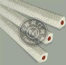 苧麻纖維加硅膠芯盤根,高水基硅膠芯盤根