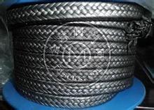 優質耐磨損黑四氟盤根 規格生產廠家報價