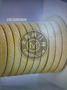 芳綸盤根,進口美國杜邦凱夫拉纖維盤根價格