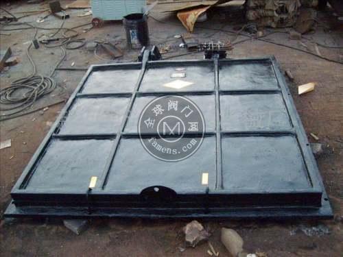 FPM钢制方拍门/浮箱式拍门