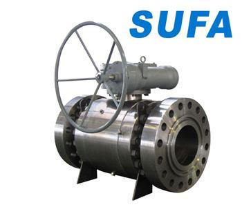 中核苏阀-SUFA-高性能硬密封球阀