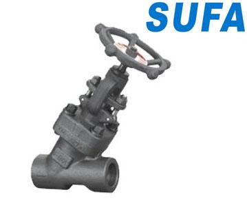 Y型截止阀--中核苏阀SUFA