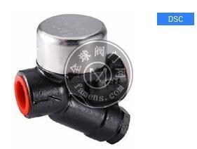 台湾DSC疏水阀/ D60/热动式蒸汽疏水阀