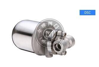 DSC疏水阀F77+C1接頭/不锈钢浮球式蒸汽疏水閥