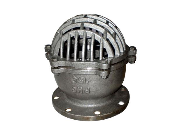 碳钢H42H一16p底阀