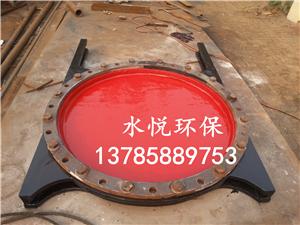 新疆铸铁镶铜闸门1米*1米价格