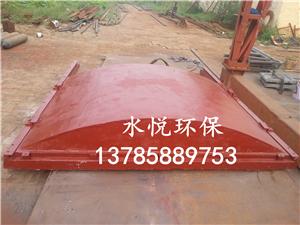 PGZ铸铁镶铜方闸门1.5m*1.5m