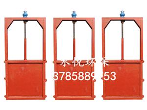 PZJY机门一体式铸铁闸门2m*2m