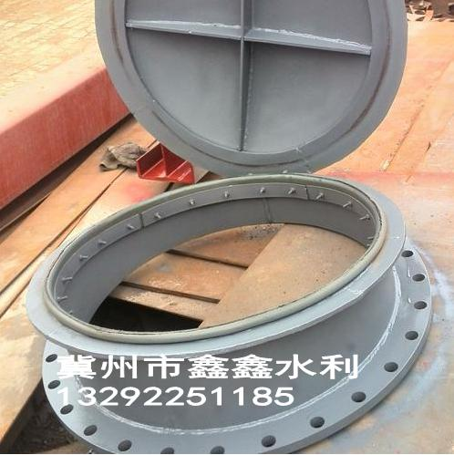 DN100-DN2000 钢制拍门
