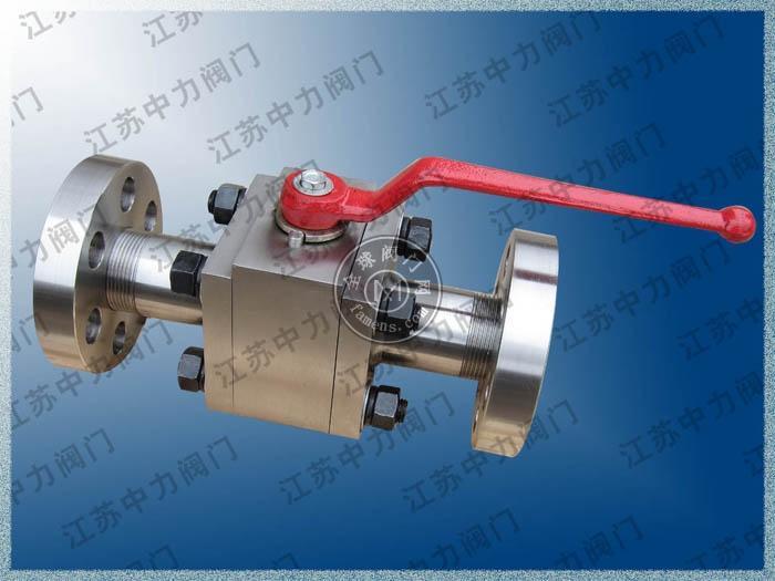 Q41N进口高温高压球阀
