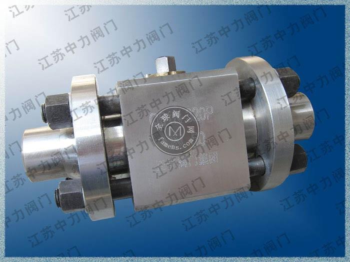 對焊式不銹鋼32Mpa高壓球閥