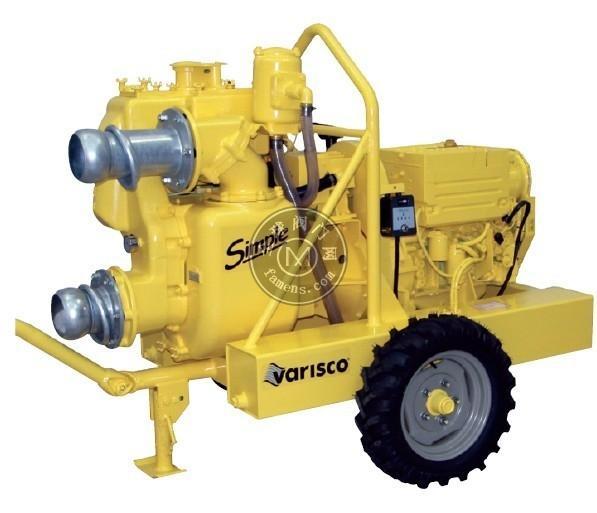 意大利瓦瑞斯科污水泵-6寸FVM06排涝泵