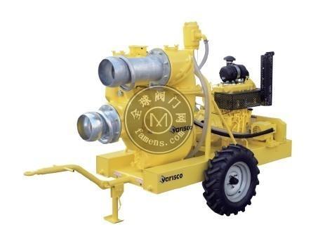 VARISCO離心式真空泵SVM21 V02-10寸排水排污泵