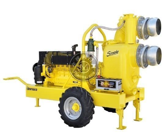 12寸26m扬程污水泵-瓦瑞斯科JD12-400 G10