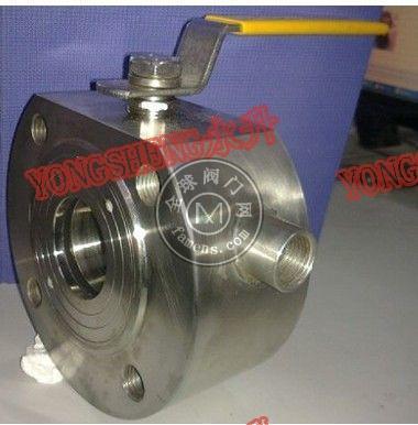 BQ71F对夹式保温球阀,薄型保温球阀,对夹式薄型保温球阀