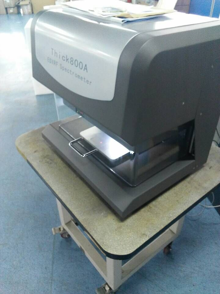 X射線鍍層膜厚測厚儀