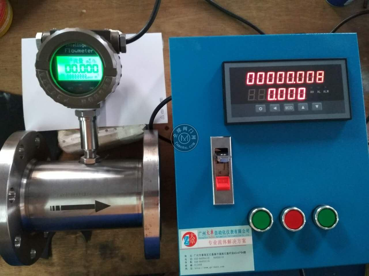 食品自動加水流量計