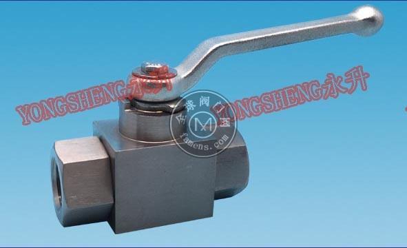 CNG内螺纹高压球阀