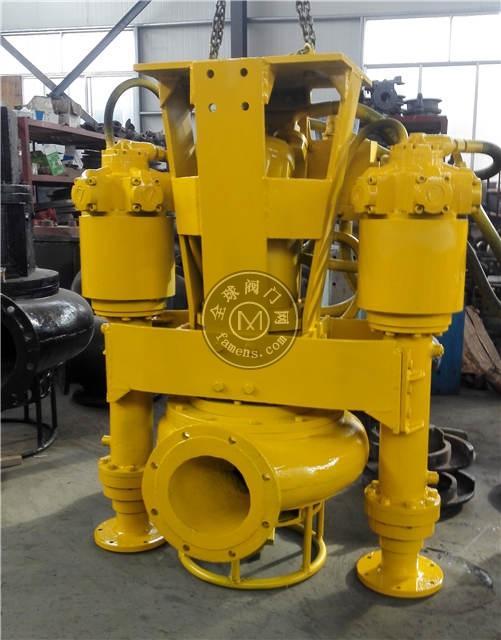 挖掘机液压清淤泵、泥浆泵、渣浆泵
