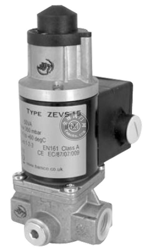 博尼科電磁閥ZEV25/ZEV40快開快閉電磁閥