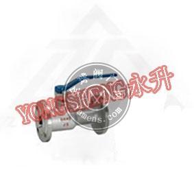 QJ41MFC一体式高温球阀