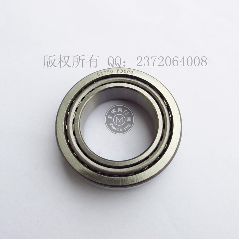 現代汽車OE輪轂軸承51720-FD000哈巴頭軸承