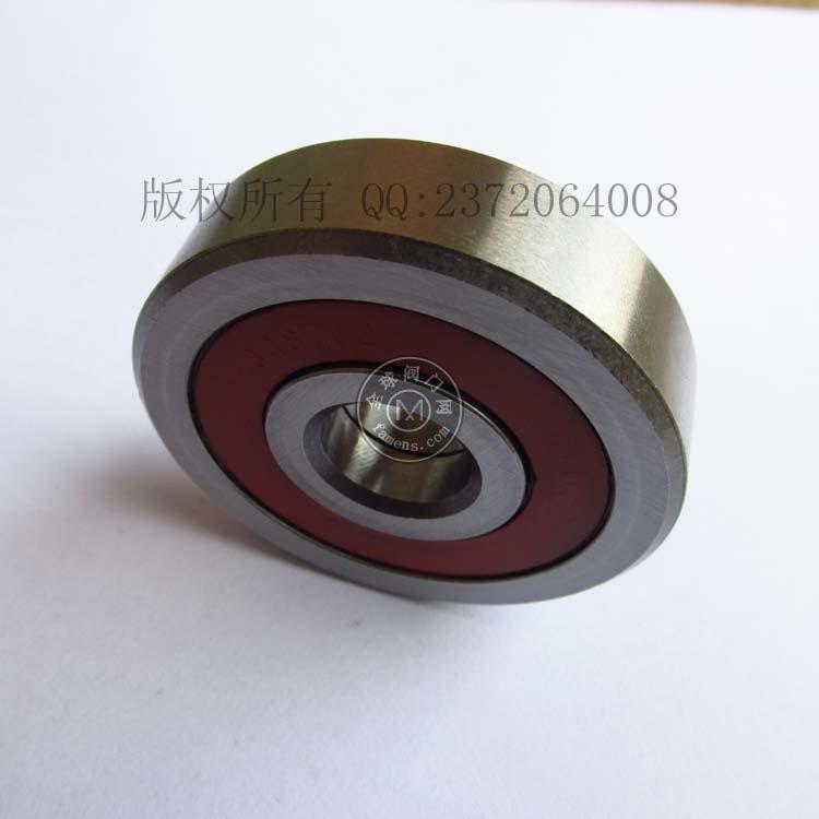 双半内圈轴承348702非标轴承 减震轴承 顶胶轴承